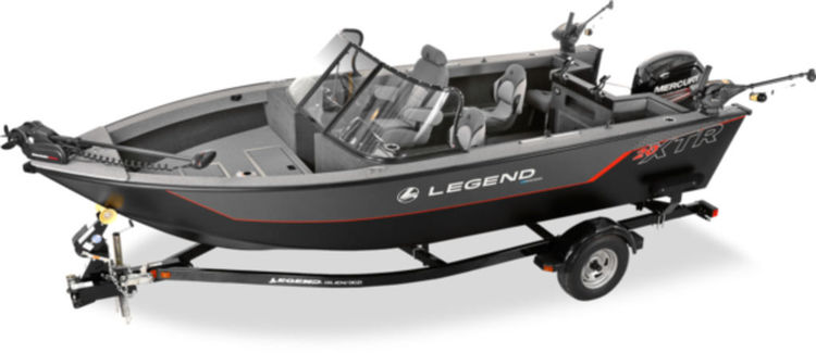 2018 Legend Boats 20 XTR Troller