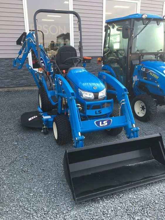 2018 LS Tractor MT125-24.7HP