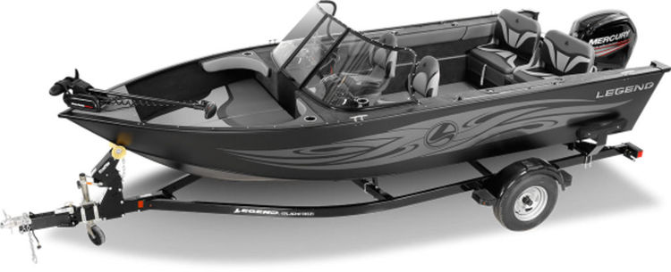 2019 Legend Boats F19